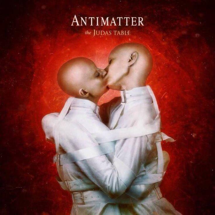 Top 20 Albums of 2015: 9. Antimatter - The Judas Table   Full List: http://www.platendraaier.nl/toplijsten/top-20-albums-van-2015/