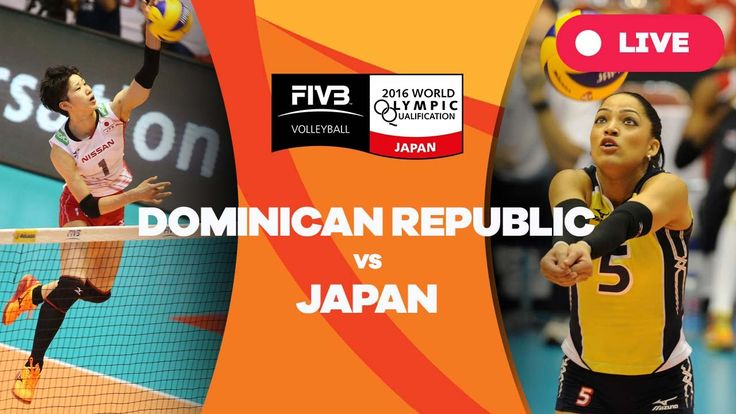 Dominican Republic v Japan - 2016 Women's World Olympic Qualification To...