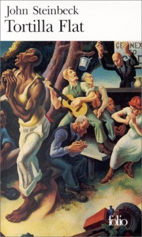 Bookcrossing: TORTILLA FLAT de John Steinbeck
