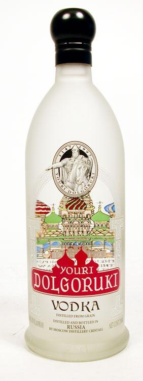 Youri Dolgoruki Best Vodka Brand from Russia - #YouriDolgoruki #YouriDolgorukiVodka #Vodka