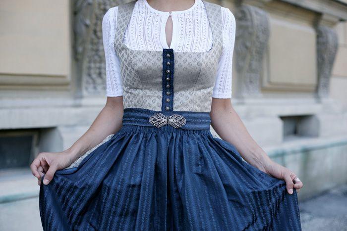 Wiesn-Outfit: Dirndl von Gottseidank - amazed