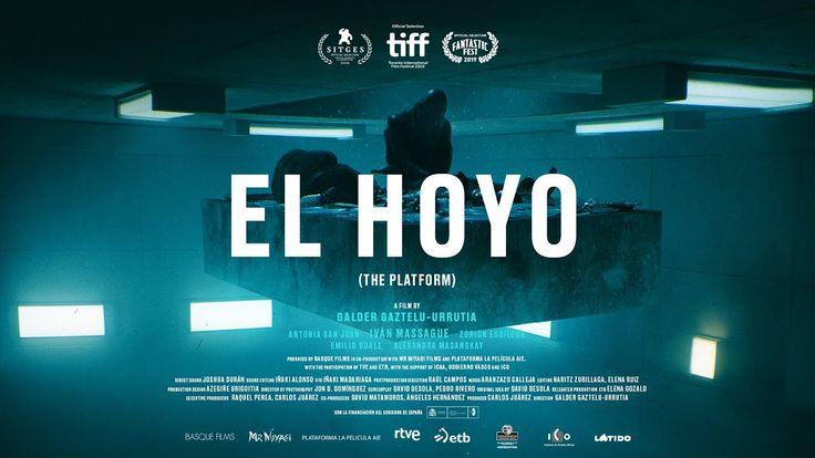 EL HOYO (The Platform) | TRAILER (2019) en 2020 ...