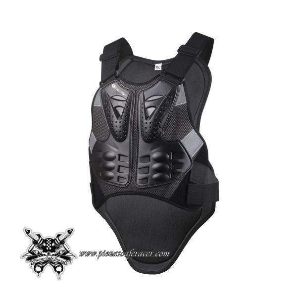 Peto de Protección para Moto Fabricado en Plástico ABS Color Negro - 31,91€ - ENVÍO GRATUITO EN TODOS LOS PEDIDOS