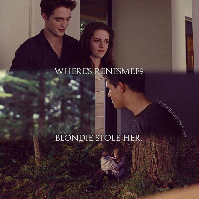 Breaking Dawn part 2 ~ Edward, Bella, Jacob, Rosalie and Renesmee