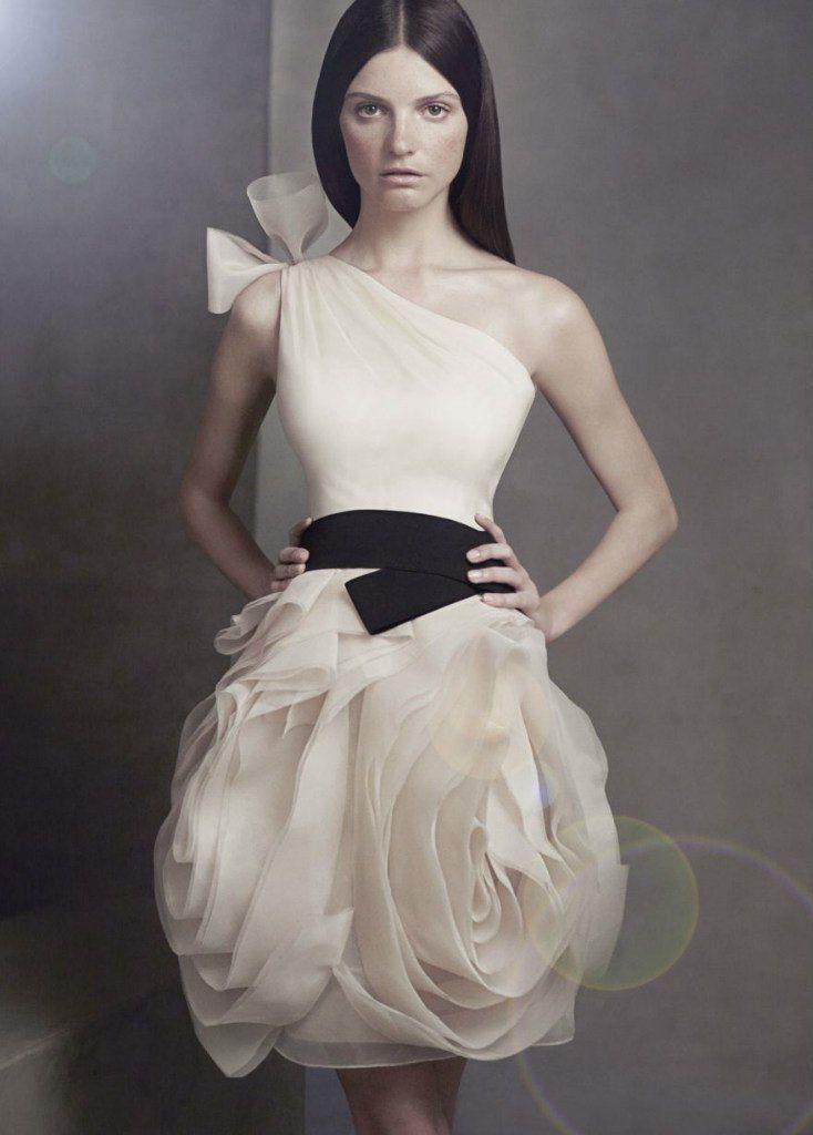 Свадебное/вечернее платье White by Vera Wang