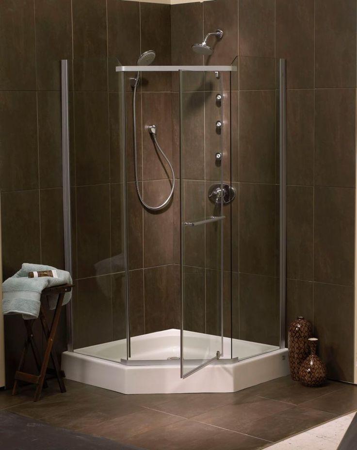 Best 25 Neo Angle Shower Doors Ideas On Pinterest Neo Angle Shower Corner