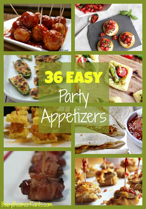 1000 images about appetizers on pinterest party for Appetizer recipes easy party appetizers