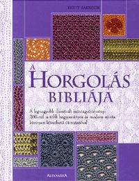 A horgolás bibliája | Barnden, Betty
