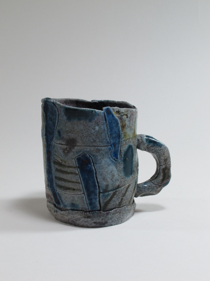 Peter Hawkesby, Mug, 1980, Auckland, New Zealand. Collection of Auckland Museum 2003.108.4