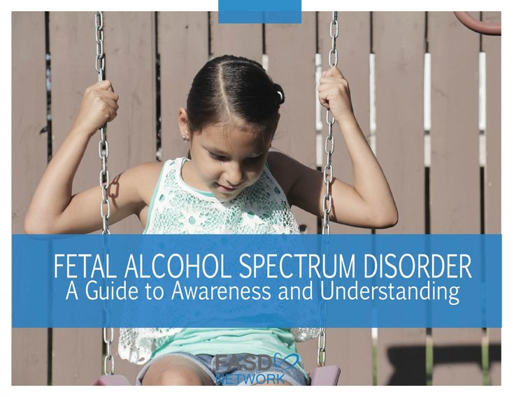 A Guide to Awareness and Understanding on Fetal Alcohol Spectrum Disorder #FASD