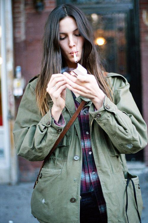Street style: Ruby Aldridge