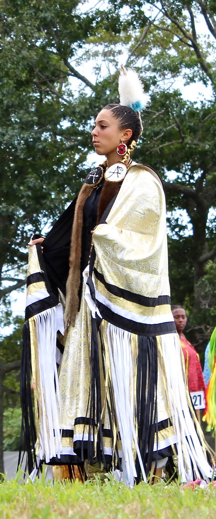 Shinnecock Powwow 2016 , Shinnecock Indian Reservation Pow Wow Grounds, Southampton, L.I. N.Y.: Photo by Linda S Geiger © 2016 10m