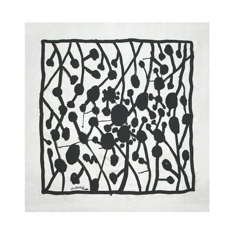 Cashmere Silk Scarf - VELVET-ZICA by VIDA VIDA Ookxv