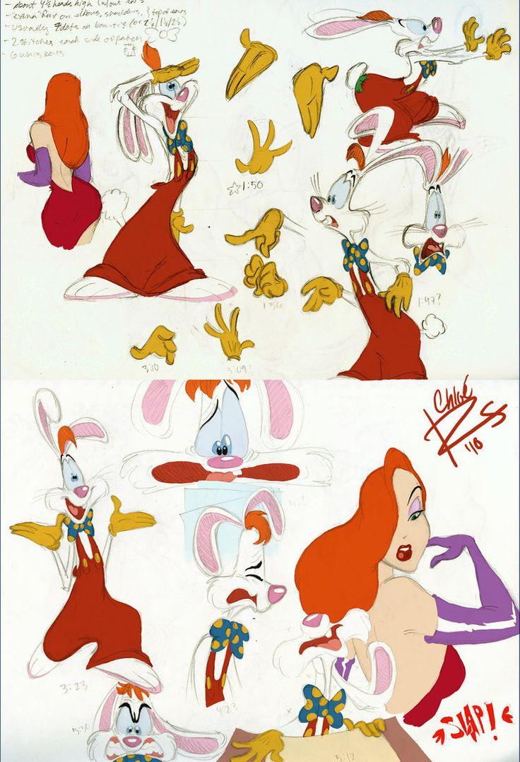 The 612 best Who framed roger rabbit? images on Pinterest | Bunnies ...