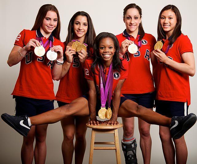 USA gymnastics team