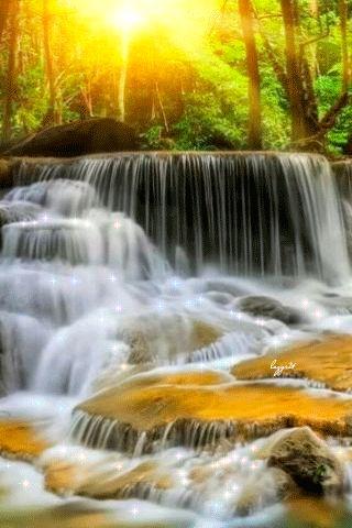 """""""El que cree en mí, como dice la Escritura, de su interior correrán ríos de agua viva"""" ..."""