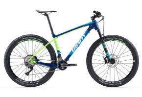 Giant Xtc Advanced 2 Mountain Bike 2017 Purposefully engineered for its fast and stable 27.5 wheels this superlight frame is built to hammer up climbs and rail through corners with blazing XC speed. Made with Advanced-grade composite it's t http://www.MightGet.com/april-2017-1/giant-xtc-advanced-2-mountain-bike-2017.asp