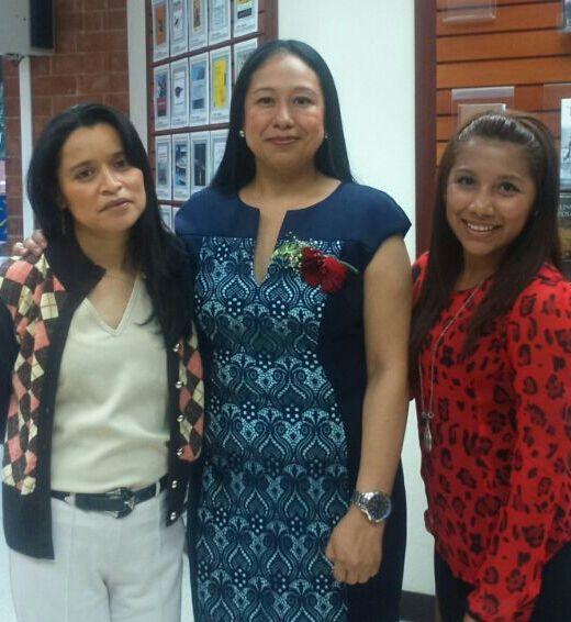 Personal de Biblioteca Universidad Panamericana.
