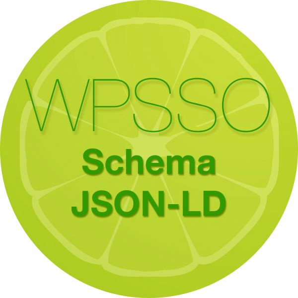 """New WPSSO Schema JSON-LD extension announced. New """"Google / Schema Image Dimensions"""" and """"Business Banner (600x60) Image URL"""" options, along with other Schema related improvements."""