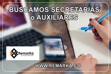 BUSCAMOS ASISTENTE ADMINISTRATIVO BILINGUE EN MEDELLIN Y CALI. | Remarka