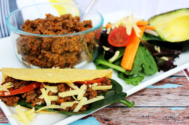 This TACO mince is quick to make, it's great for mid week meals and if you find additive free TACO shells (we get our from our local health food store) ...