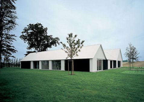 Baron House, Sweden by John Pawson.