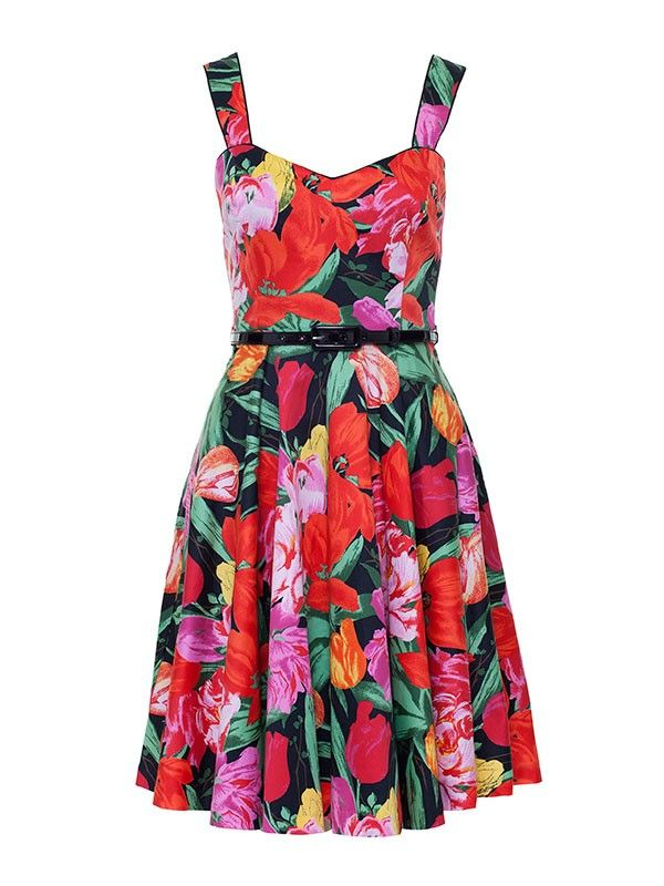 Review Australia | Calypso Dress Multi. LOVE! LOVE! LOVE! <3 <3 <3