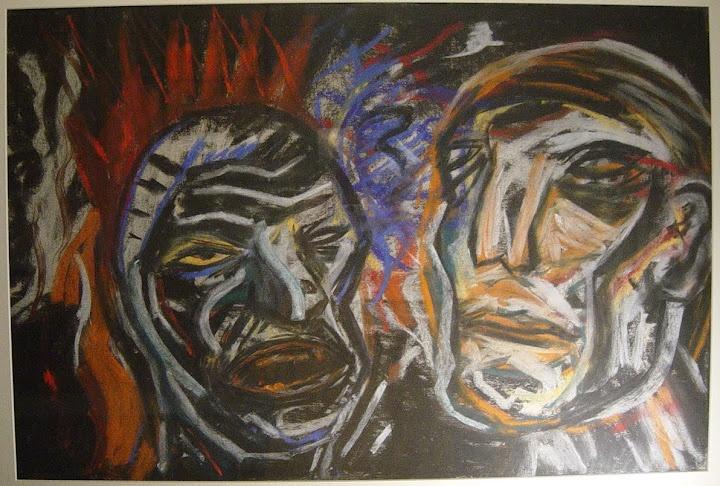 Australian artist Peter Booth