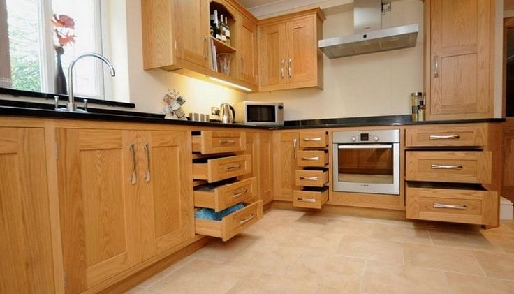 Ideas About Replacement Kitchen Cabinet Doors On Pinterest photo - 8