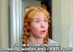 "Buzzfeed put together a great list of the ""21 Signs You Are Anne Shirley"""