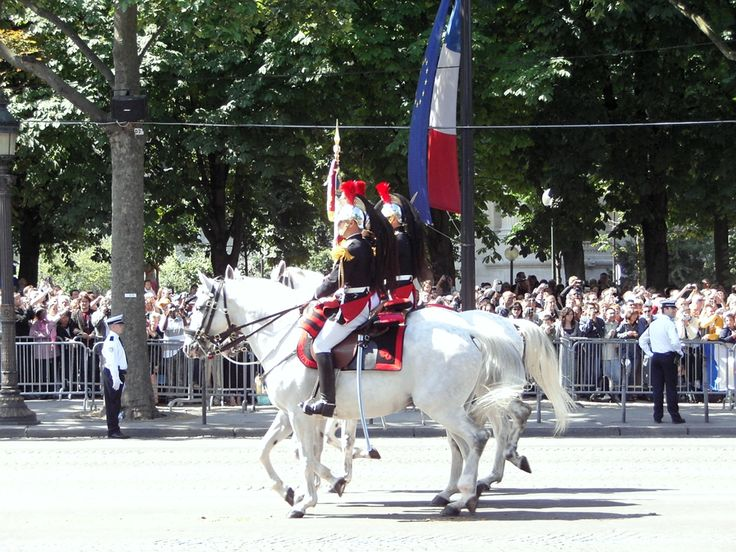 bastille day parade schedule