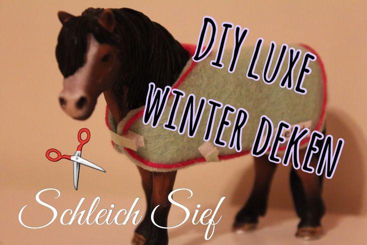 DIY | Deken | Schleich Sief