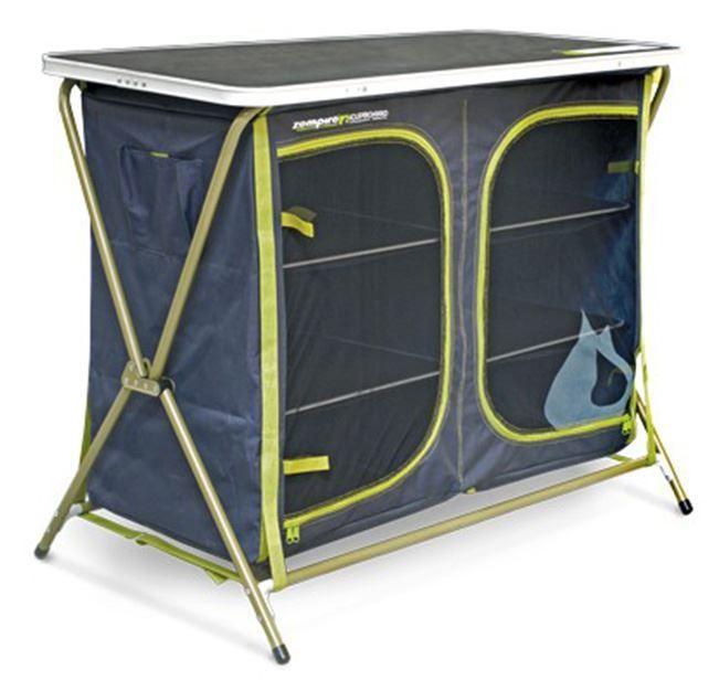 iCupboard Camp Storage