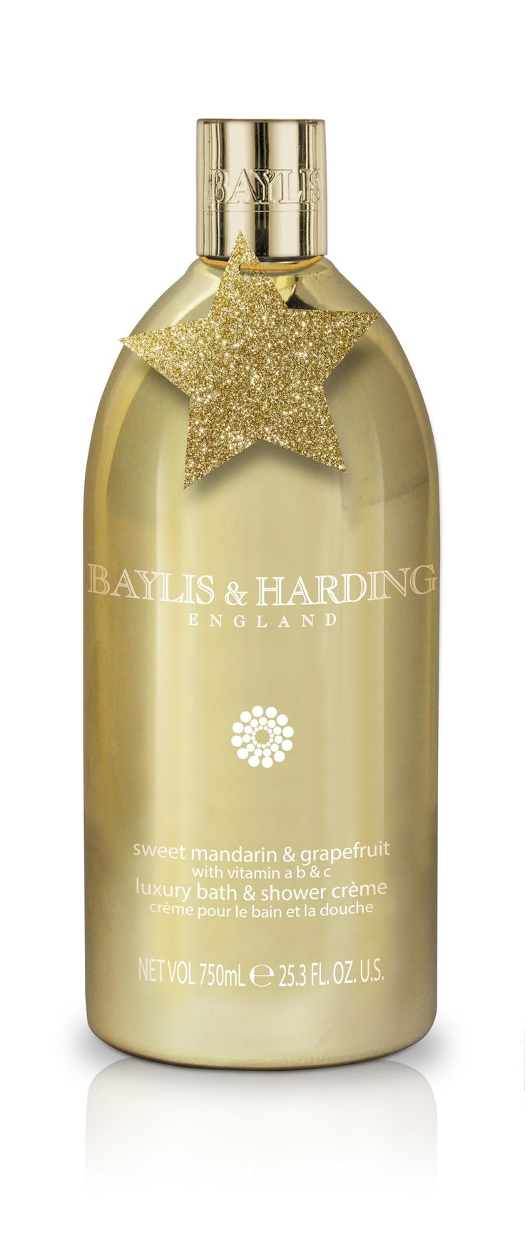 Sweet Mandarin & Grapefruit Luxurious Bath & Shower Crème #stockingfiller #Christmas #affordableluxury #gifts