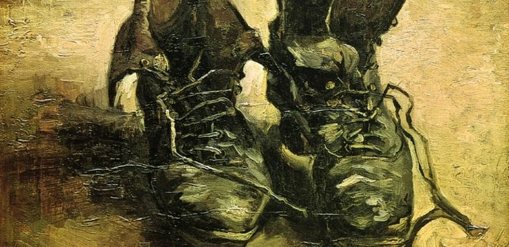 Interpretations of Vincent Van Gogh's A Pair of Shoes | Features | Spirituality & Practice