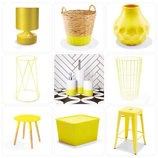 """Tonight I thought I would share some of @kmartaus yellow items. #kmartausshare #kmartaus #kmartstyling #kmartaustralia #kmartau @kmartaus_inspire"""