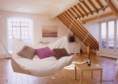 The ultimate hammock