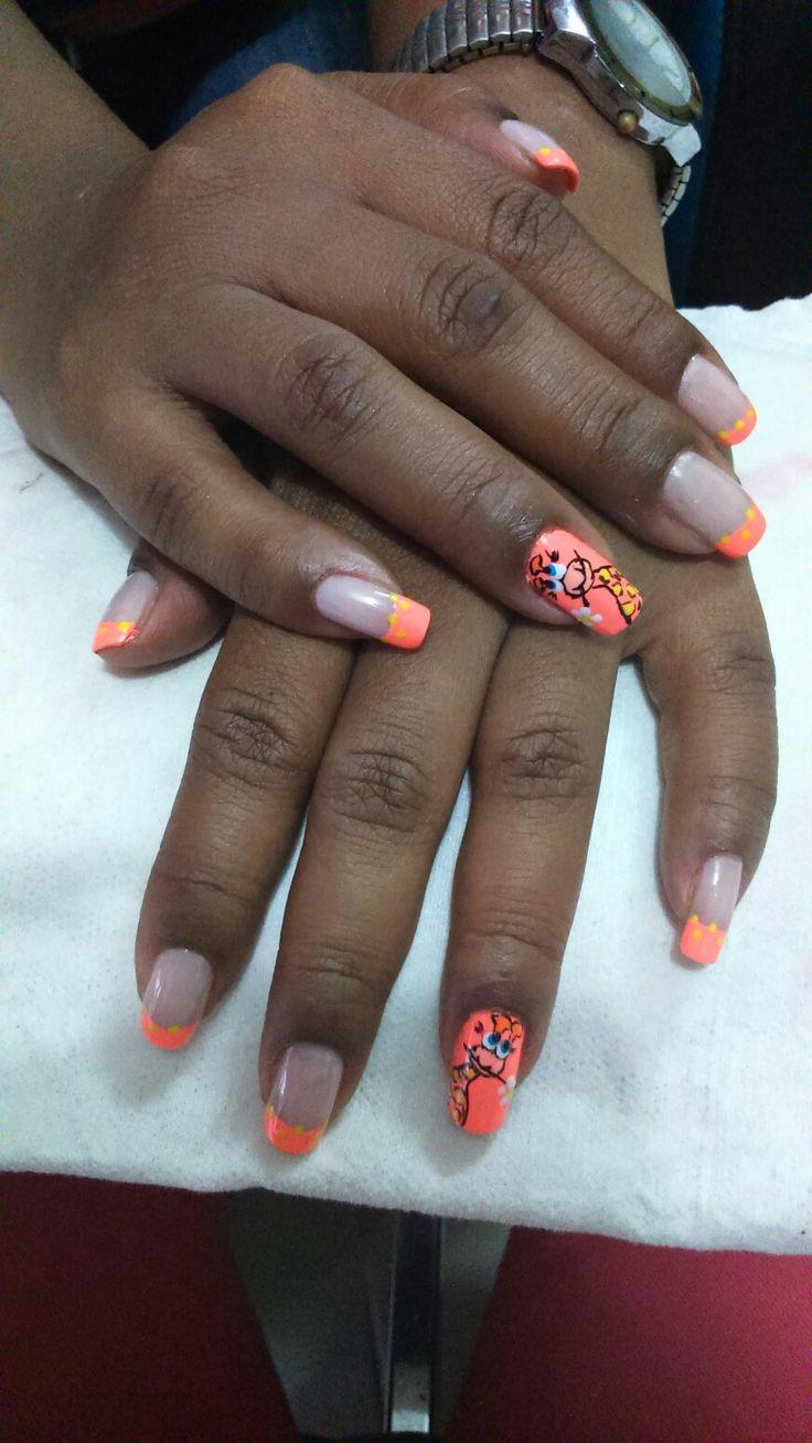 ¡¡¡Mis jirafas!!!