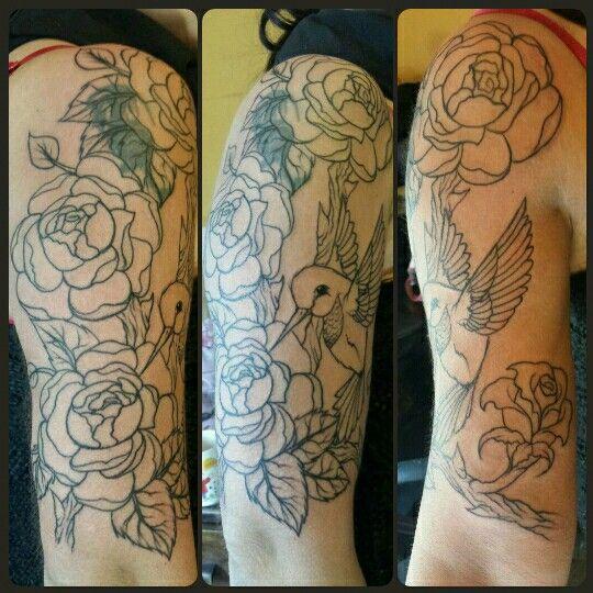 Primera sesion rosas :)