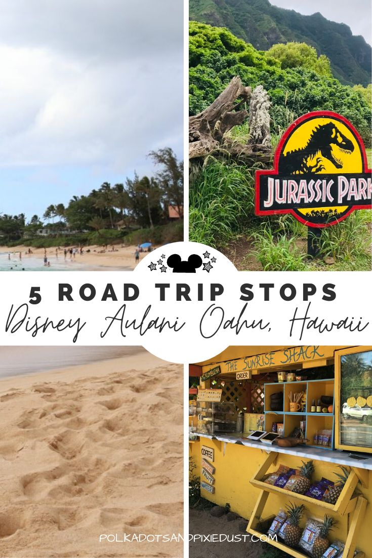 Disney Aulani Road Trip to Oahu 5 Things To See Disney