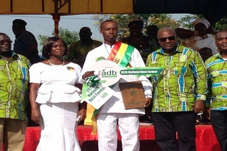 Mahama Rejects Claims of Decline In the Agriculture Sector