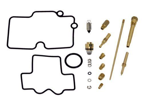 Outlaw Racing OR2724 ATV Carburetor Carb Rebuild Repair Kit YFM350X Warrior 1988-2004, Model: , Car & Vehicle Accessories / Parts. Includes all necessary gaskets, o-rings, float valve and jets. Please note: Picture is a generic photo, and each kit will have the specific components needed to. All kits are designed to work with the OEM carburetor and will contain stock jetting.