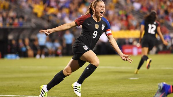 In 'Important Step' U.S. Women's Soccer Team Reaches New Labor Deal