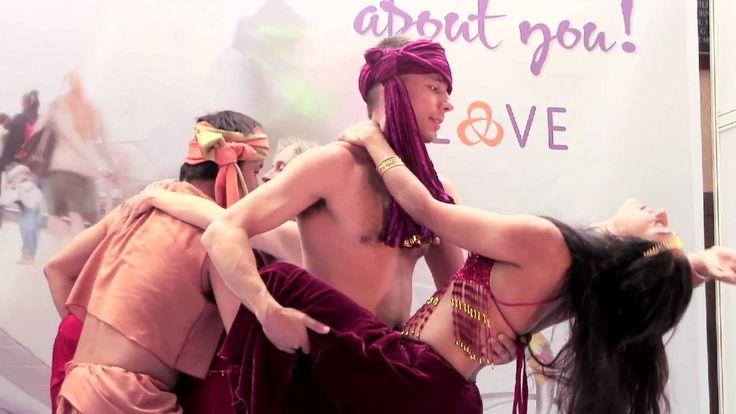 Tantric Dance of the God & Goddess  2