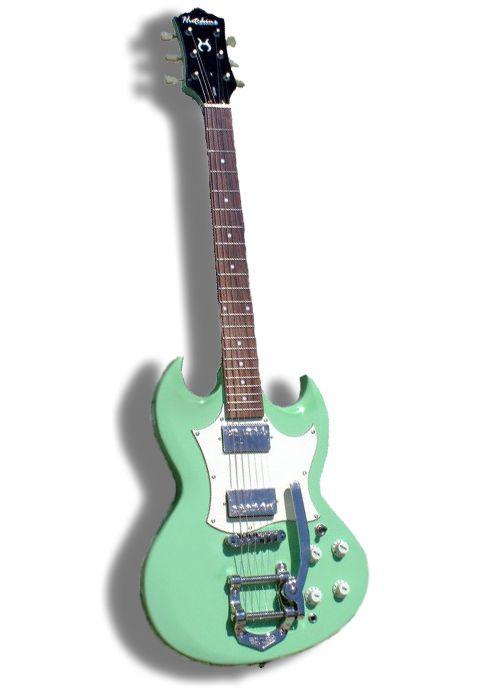 Mint, mint, mint!  Satana Mint vintage guitar