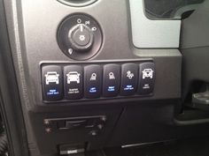 Lets See Those Toggle Switches & Custom Dashboards - Page 8 - Ford F150 Forum - Community of Ford Truck Fans