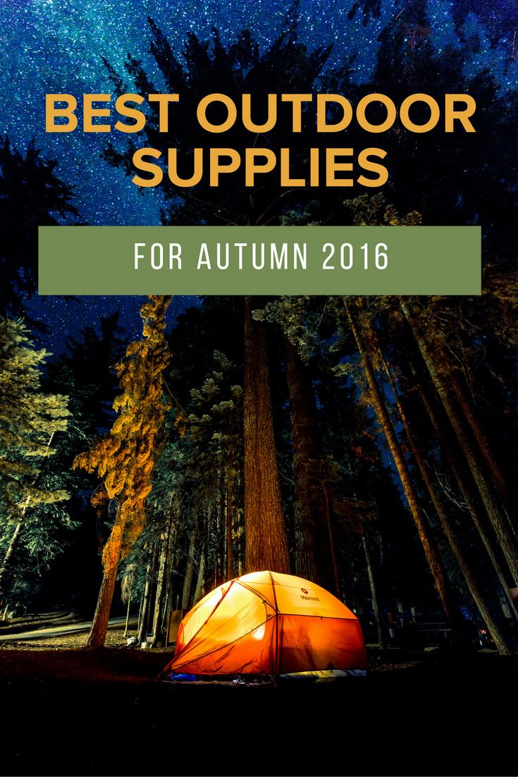 Whether it's backpacking, camping, day-hiking, fishing, kayaking or just enjoying a picnic beside one of the area's myriad lakes and waterfalls, Autumn is arguably one of the best time to explore the outdoors. Check out some of our favorite outdoor supplies of the season. Outdoor gear camping | Outdoor gear for women | Hiking gear backpacking - @greenglobaltrvl