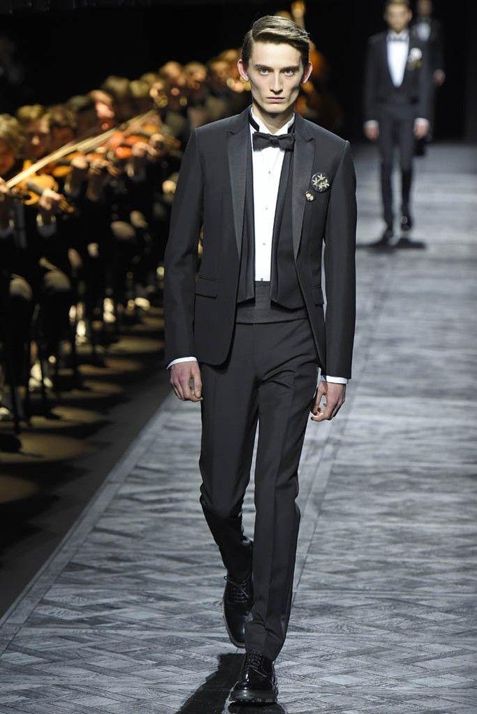 Dior Homme Men's RTW Fall 2015 - Slideshow