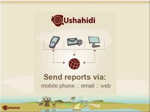 Ushahidi: la cartographie 2.0 des zones de crise