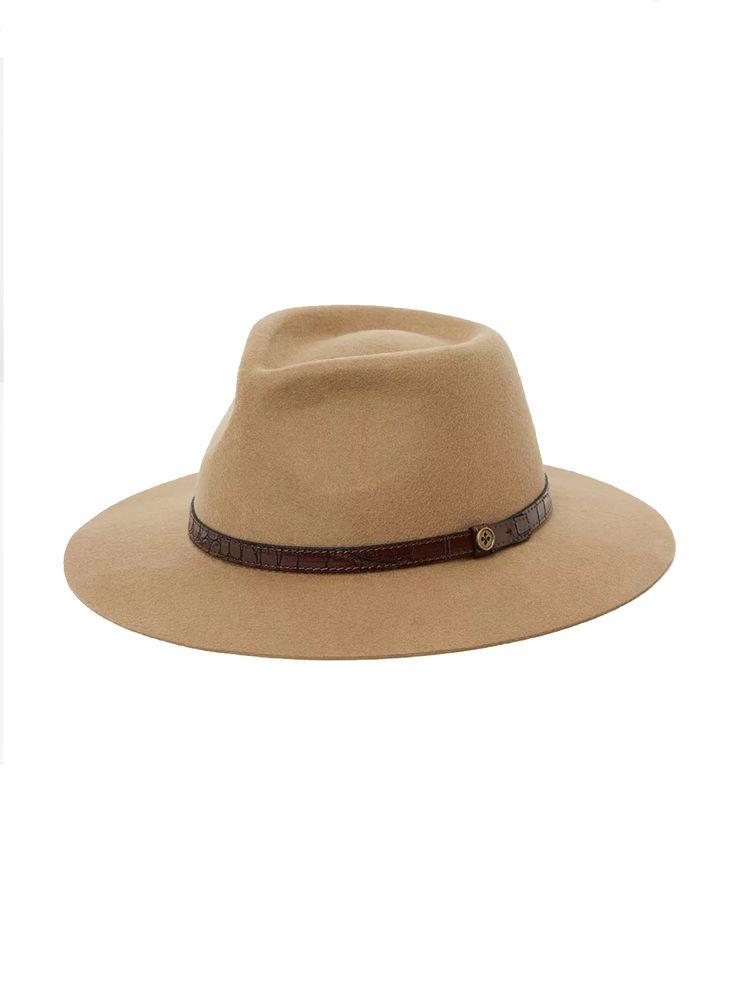Fallen Broken Street - Dingo Felt Hat